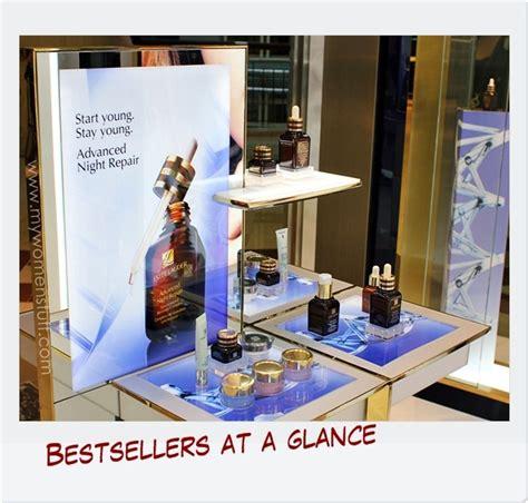 Counter Estee Lauder new estee lauder new quot boutique quot counter makes browsing a