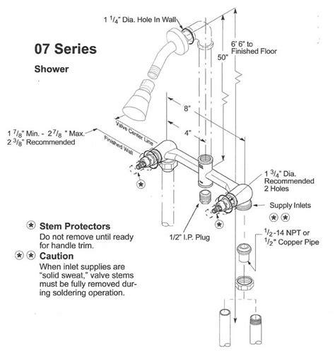 bathroom sink parts terminology pfister or american standard 2 handle shower valves