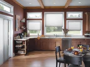 Ideas For Kitchen Window Treatments by Contemporary Ideas On Kitchen Window Treatments Elliott