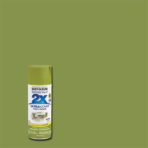 rust oleum painter s touch 2x 12 oz satin general