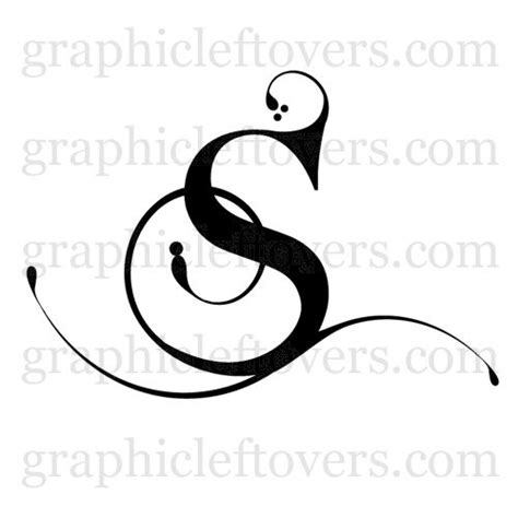 letter s tattoo designs 25 best ideas about letter s on