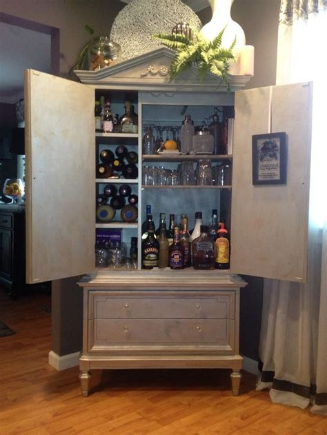 Armoire Bar Ideas by Best 25 Armoire Bar Ideas On Armoire Redo