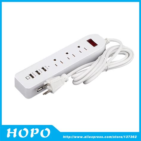 Usb Charger 3 Soket us electrical outlet power charger socket 3 outlet adapter plugs 3 usb charging port socket