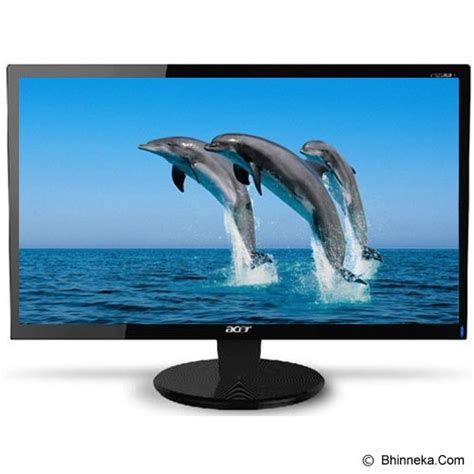 Monitor Acer Murah jual monitor led 15 19 inch acer led monitor 15 6 inch