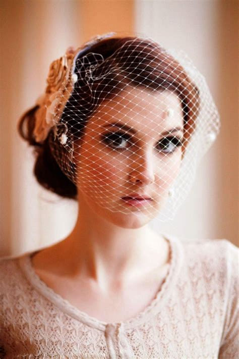Vintage Wedding Hair Veils by Vintage Wedding Hairstyles Images Photos Pictures