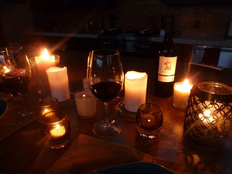 Baker Dining Table by Cooking By Candlelight The Usual Bliss