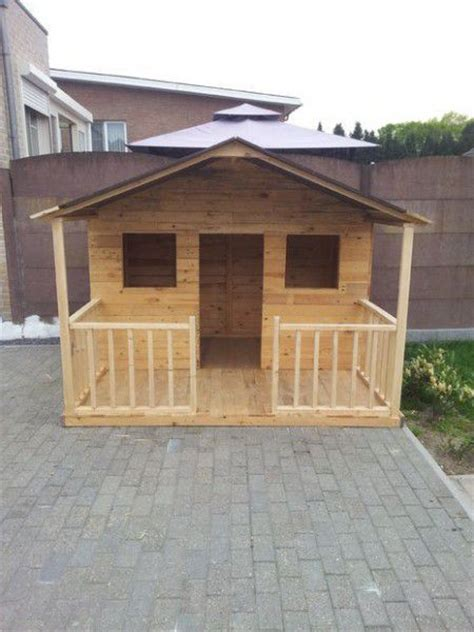 diy como hacer casitas portatarjetas como hacer una casita de madera con palets todo manualidades