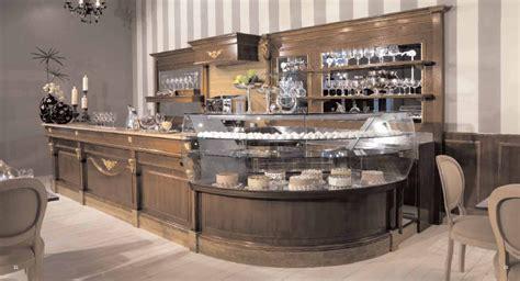 arredamenti classici roma arredamento bar classico legno roma