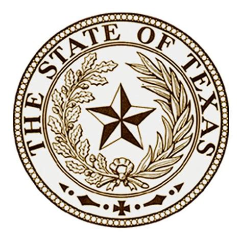 tattoo license texas seal lone state