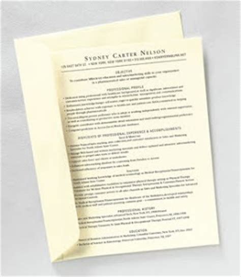 is resume paper necessary limited papers
