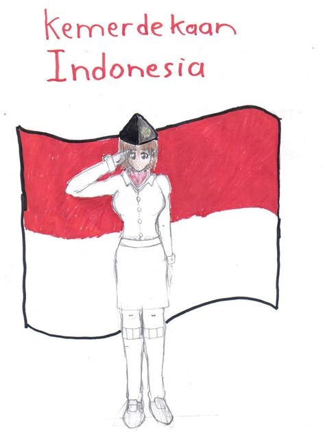 kemerdekaan indonesia kemerdekaan indonesia by foryou on deviantart