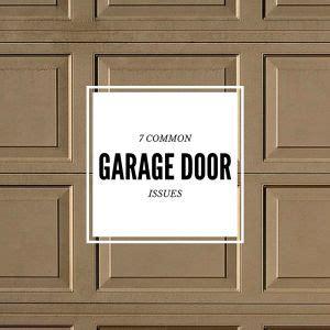 Garage Door Issues by Garage Door Maintenance Archives Overhead Door
