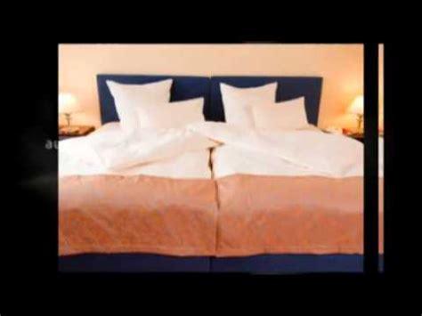 bettdecke falten caratbeds im hotel himmlisch schlafen