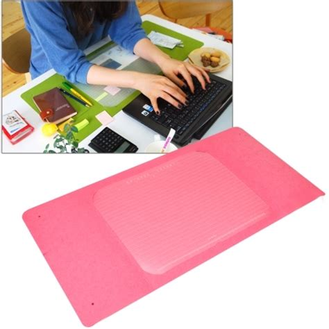 Multifunction Desk Pink 4 In 1 134 multi functional office home desk table keyboard mat pink alex nld