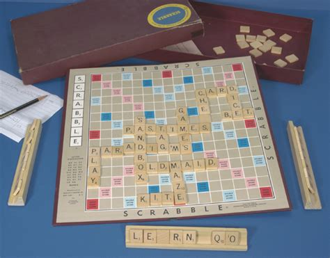 is uni a scrabble word pastimes and paradigms we play ll cornell