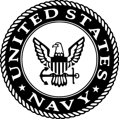 eps clipart us navy logo cliparts co