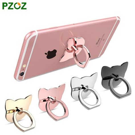 mobile phone ring pzoz 360 degree finger ring mobile phone smartphone stand