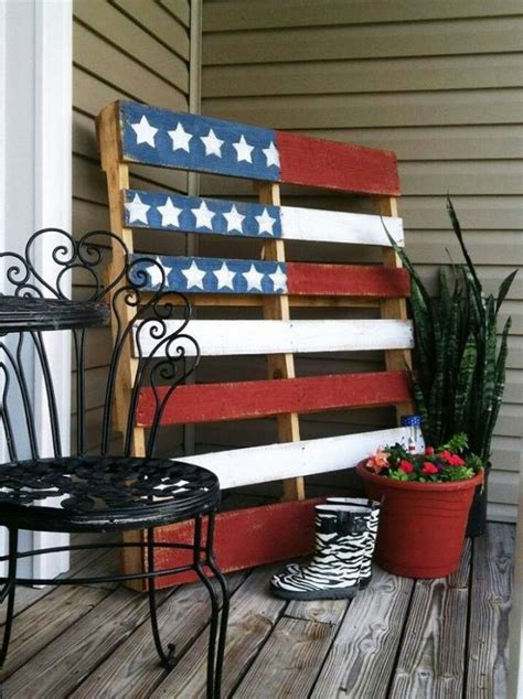 home decor blogs usa a pop of patriotism american flag home decor ideas