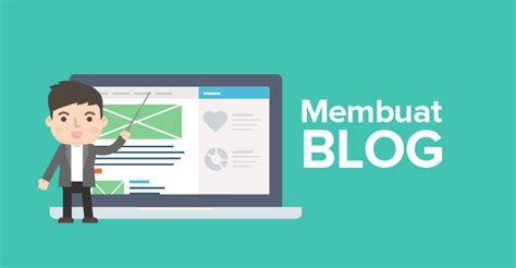 Membuat Blogspot | cara membuat blog dalam 6 langkah praktis untuk pemula