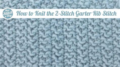 how to knit rib stitch 10153 best free knitting patterns images on
