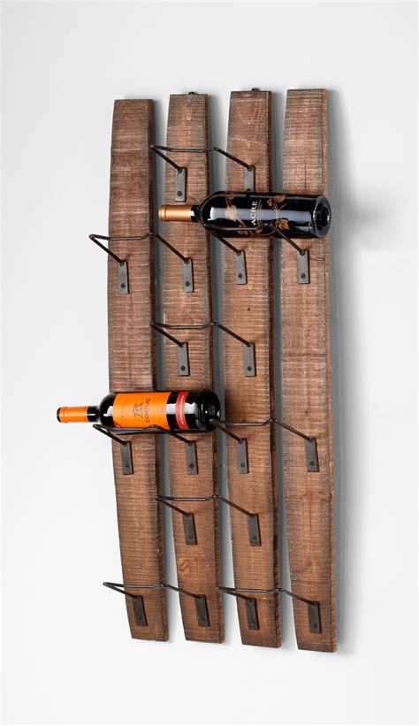 fresno wall wine holder moss manor a design house