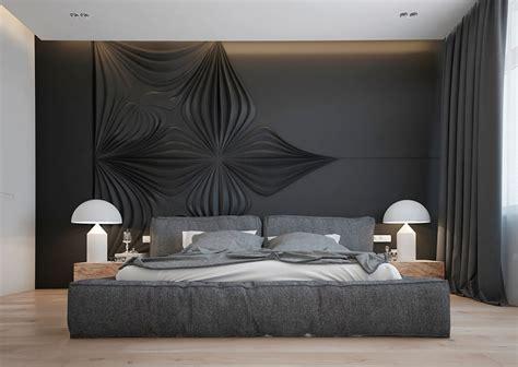 Schlafzimmer Anthrazit by Gro 223 Z 252 Giges Schlafzimmer In Anthrazit Mit Polsterbett