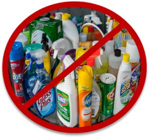 toxicity of household products toxic cleaning products