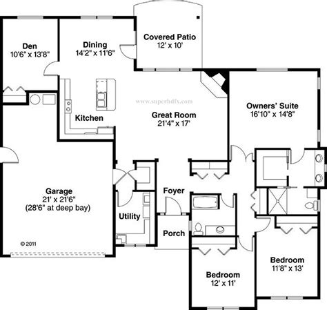 house plans 2000 square feet one story house plan above 2000 sq ft superhdfx