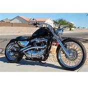 """2009 XL1200N 9 Degree 2"""" Os 41mm Upgrade 200 Wide Tire Kit"""