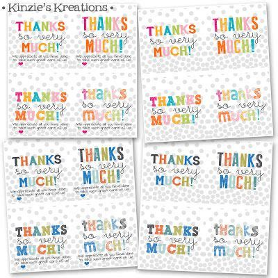 25 unique printable thank you cards ideas on pinterest