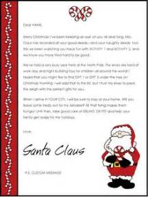 Microsoft Word Santa Letter Template 1000 Ideas About Letter Templates On Pinterest Business