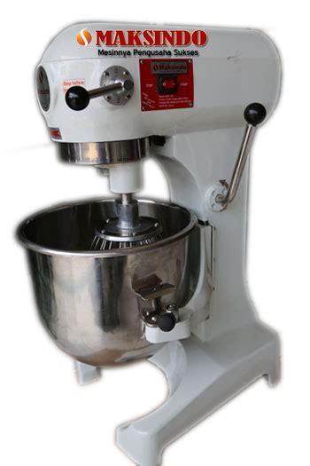 mesin mixer roti kue bakery model planetary terbaru toko