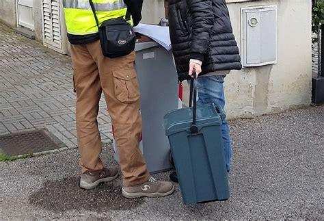 servizio porta a porta cambiano i servizi di raccolta porta a porta in occasione