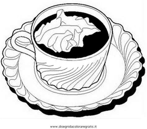 caffe personaggi disegno cappuccino 1 personaggio cartone animato da colorare