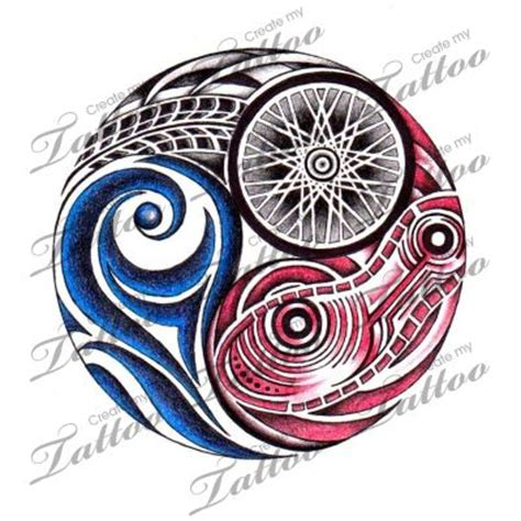 triathlon tattoos design marketplace triathlon 4477 createmytattoo