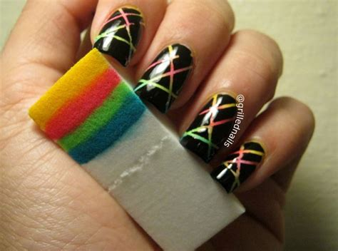 Buat Manicure cara membuat nail sederhana di rumah nail ideas