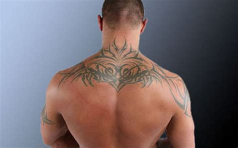 back neck tattoos for men neck tattoos and designs page 61