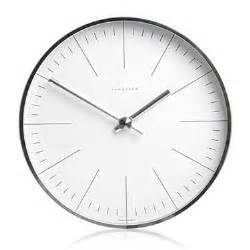 Modern German Kitchen Designs max bill modern office wall clock with lines max bill