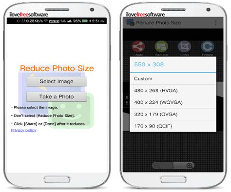 resize photo android 5 free photo resizer android apps