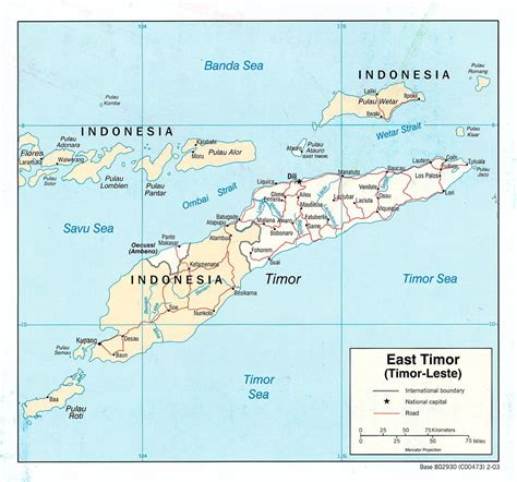 east timor maps east timor maps perry casta 241 eda map collection ut