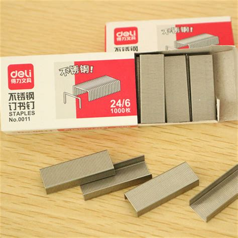 Deli Staples Standar 0305 popular standard staples buy cheap standard staples lots from china standard staples suppliers