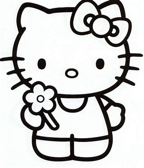coloring pages free printable hello kitty free printable hello kitty coloring pages coloring home