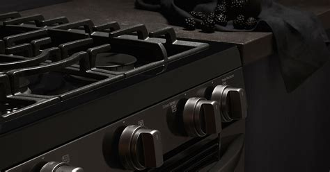 replace white appliances with stainless steel how to replace the spark electrode for an lg gas range
