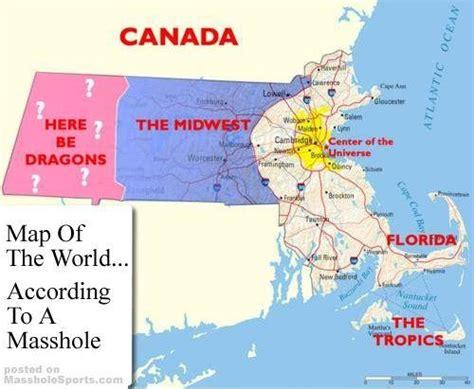 massachusetts political map political map of massachusetts masshole map