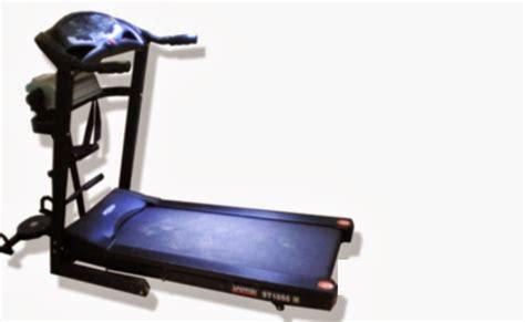 Treadmill 4 Fungsi treadmill elektrik 4 fungsi 2hp afo 1050