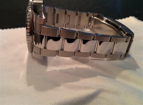 Rolex Polieren Cape Cod by Verkauf Tausch Rolex Gmt Master Ii 116710ln Aus 2014
