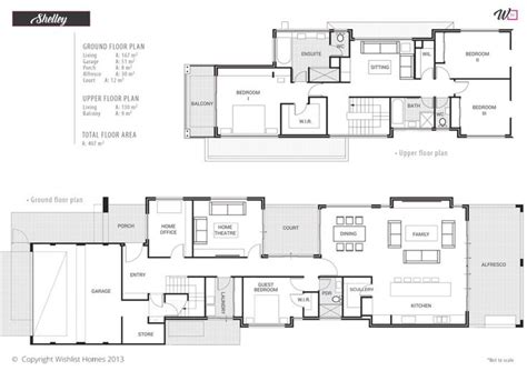 floor plans for narrow blocks shelley narrow narrow block plans pinterest cases