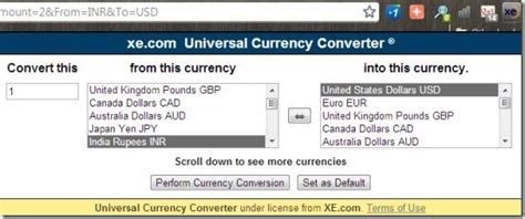 currency converter extension 5 free currency converter apps extensions for chrome