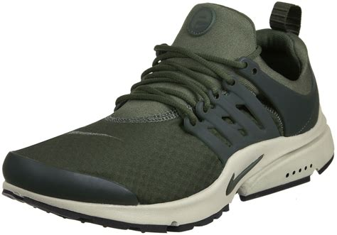 nike air shoes nike air presto essential shoes olive