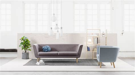 home design brand furniture nest sofa and easy chair designed by jesper st 229 hl for